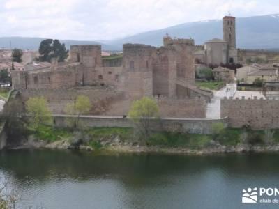 Piñuecar - Embalse de Puentes Viejas; excursiones fin de semana;club de montaña en madrid